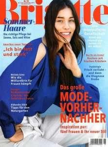 (abo24): Brigitte als Epaper 1 Jahr gratis erhalten- Keine Kündigung notwendig