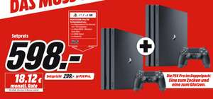 3 für 49,-€ und 3 für 79,-€ auf ausgewählte Games (PS4,XB1 und PC) // 2 PS4 Pro Konsolen für 598,-€ (299,-€ je Konsole) oder Bei Saturn für 333,-€ inc.CRASH BANDICOOT [Mediamarkt]