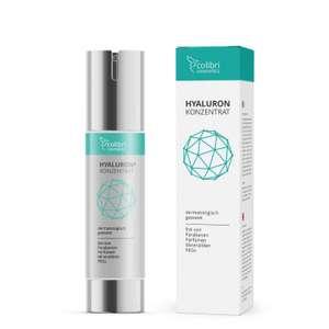 25% auf den Warenkorb bei colibri cosmetics (zB Hyaluron Konzentrat)