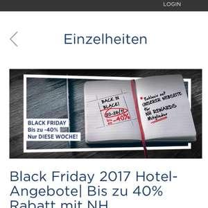 NH hotels    45% Rabatt mit rewards