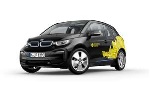 SIXT Privat-Leasing BMW i3 ab 249€ / Monat mit oder ohne Yellow Branding inkl. 100€ Strom-Tankkarte