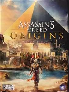 [PC] Assassin's Creed: Origins (uplay key only) zum aktuellen Bestpreis