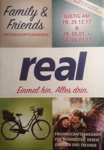 Real - Family & Friends Freundschaftsangebote