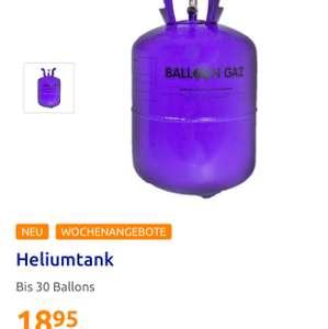 [Offline] Helium für 30 Ballons bei Action
