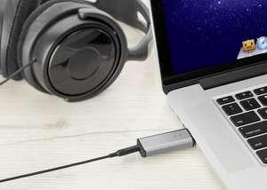 SpeaKa Professional USB Audio DAC 96kHz/ 24 Bit