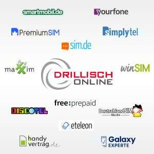 [Übersicht] Günstige LTE SIM-Only Angebote im Telefonica-Netz (1, 3 od. 24 Monat MVLZ, ab 4,99 € und bis zu 20 GB LTE)