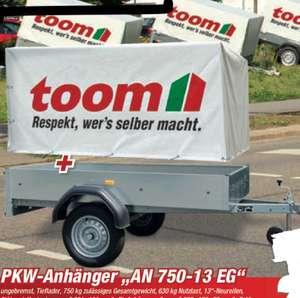 [lokal] Toom Neueröffnung Pinneberg - Stema Anhänger und 20,18% Rabatt