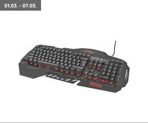 Trust Gaming Tastatur GXT 850 bei Kaufland