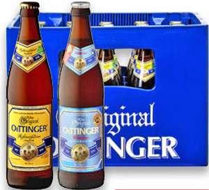 Kaufland ab 01.03. Oettinger Hefeweißbier für 5,80€ und 5,0 Original ab 05.03. für nur 29 Cent !
