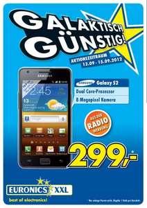 Samsung Galaxy S2 für 299€  @ Euronics (offline)