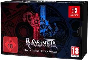 Bayonetta 2 Special Edition (Switch) für 61,96€ (GameStop)