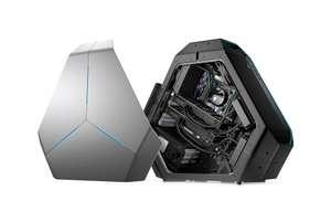 Alienware Area 51 Systeme Prozessorupgrade auf Intel® Core™ i9 7980XE  nur  370€