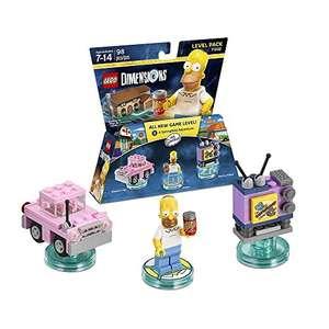 Lego Dimensions Simpsons Level Pack für 8,99€ und das Goonies Level Pack für 9,99€  bei amazon.de / AMAZON