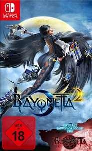 (LOKAL MM Dortmund InduPark) Bayonetta 2 inkl. Bayonetta 1 Nintendo Switch