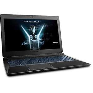 Medion Erazer Gaming Notebook 16GB RAM SSD 1050 4GB [Amazon.de]