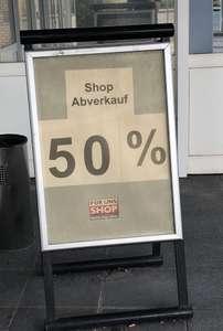 [FÜR UNS SHOP] Lokal Bielefeld Abverkauf - 50% auf alles