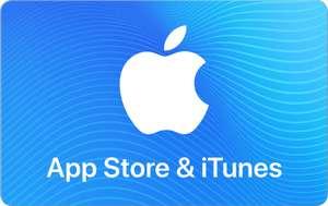 15 % mehr Guthaben auf iTunes Codes über PayPal.de