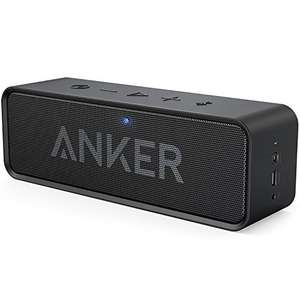 Anker SoundCore Schwarz Mobiler Bluetooth 4.0 Lautsprecher