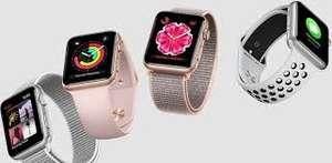 Apple Watch3 in 38mm für 319,00+ in 42mm für 349,00 + Versand 3,95 - verschiedene Ausführungen