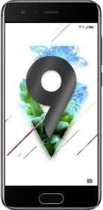 "Honor 9 Smartphone 5.15"" - Full HD IPS, Kirin 960, RAM 4 GB, ROM 64 GB, Schwarz (Amazon.it)"