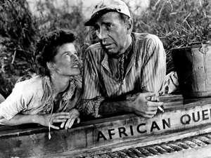 """[ARTE Mediathek] """"African Queen"""" mit Humphrey Bogart und Katharine Hepburn"""