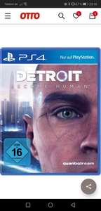 PS4 Detroit become human Otto Neukunde