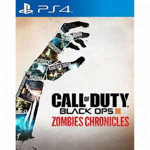 Call of Duty: Black Ops 3Zombies Chronicles Edition (PS4)