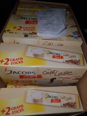 Jacobs Café Latte 3in1 + 2 Gratis Sticks bei Netto falscher Preis im System (evtl nur Lokal 71034)