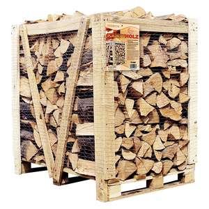 1 m³ (Raum-Meter) Kaminholz reine Buche - zum Baumarkt-Tiefstpreis durch TPG bei Bauhaus