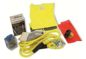 Dunlop Fahrzeug Emergency Kit, 40-teilig