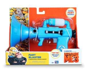 Spielzeug Sale bei [top12] z.B. Minions Pupskanone mit Licht und Sound