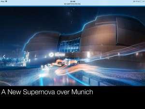 [lokal München / Garching] ESO Supernova Planetarium - Gratis Ausstellung und / oder Vorführung