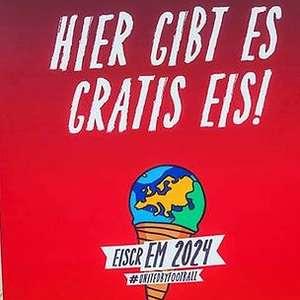 2024 Kugeln Eis gratis in Köln (Rudolfplatz) DFB-Roadshow EiscrEM - 04.09. ab 15:30 Uhr