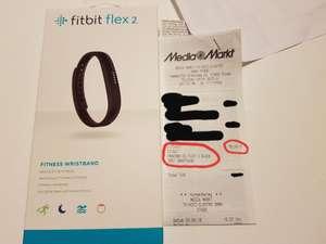 fitbit flex 2 - Mediamarkt (lokal - Stade)