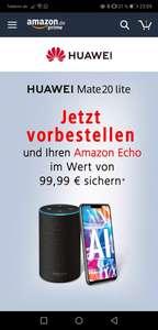 Huawei Mate20 lite bei Amazon vorbestellen und Amazon Echo umsonst erhalten