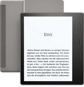 Kindle Oasis 2 (8GB) generalüberholt für 169,99€