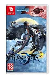 Bayonetta 2 inkl. Bayonetta 1 Download Code Nintendo Switch für 38,50€ bei Simplygames