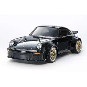 Tamiya Porsche 934 RSR Black TA02SW Bausatz