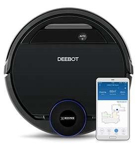 Amazon Ecovacs Deebot OZMO 930 Saugroboter mit Wischfunktion