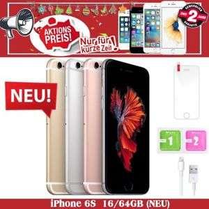 IPhone 6s 64GB 4 Farben