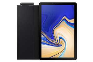 Samsung Galaxy Tab S4 / T830 / Wi-Fi Tablet-PC / 4GB RAM / grau / inklusive Samsung Keyboardcover / Book Cover EJ-FT830