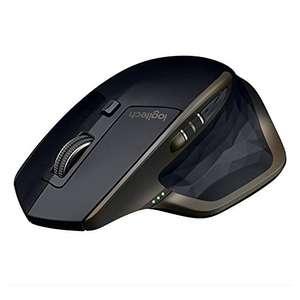 MX Master AMZ Kabellose Bluetooth Maus (für Windows und Mac) schwarz