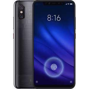 "Xiaomi Mi 8 Pro (transparent) - 128/8GB - SD845 - NFC - 6,21"" Amoled - FHD+ - In-Screen-Fingerprint   Global Version - Deutsche Sprache"