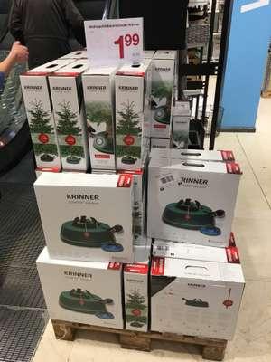 Weihnachtsbaumständer Krinner Comfort Standard für 1.99€ [Lokal Hamburg Altona], Clas Ohlson
