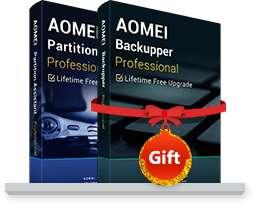 AOMEI Backupper Pro und AOMEI Partition Assistant Pro mit lifetime updates.