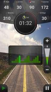 Beta: MyHomeFIT - Fitness App für verschiedene Fitness-Geräte mit Bluetooth