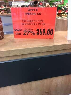 Lokal Kaufland Braunschweig iPhone 6s 32 GB 269€