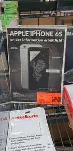 Lokal Kaufland Bentwisch iPhone 6s 269€