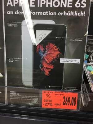 Lokal im Kaufland Heidelberg iPhone 6s 32GB