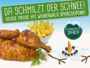 Wienerwald Spar-Coupons (für München, Karlsruhe, Heilbronn, Hannover)